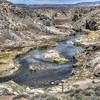061 Hot Creek active geologic site, Long Valley Caldera, Mono County, California