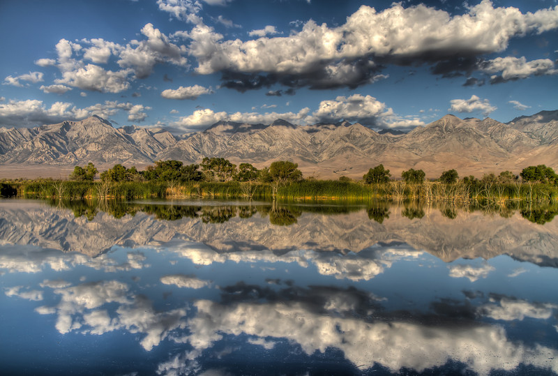 029 Billy Lake, Owens Valley