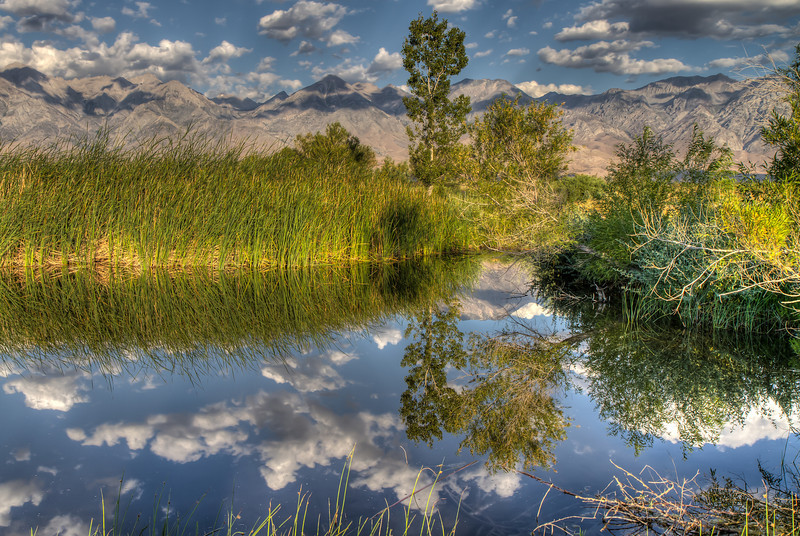 030 Billy Lake, Owens Valley