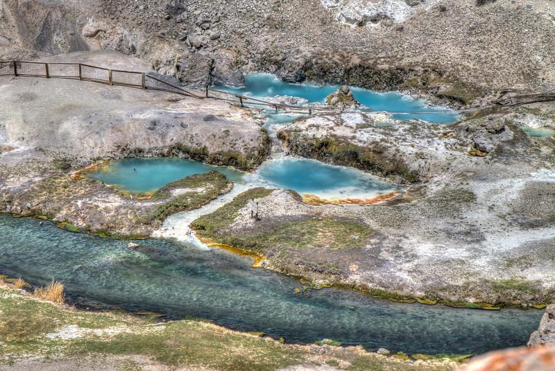 062 Hot Creek active geologic site, Long Valley Caldera, Mono County, California