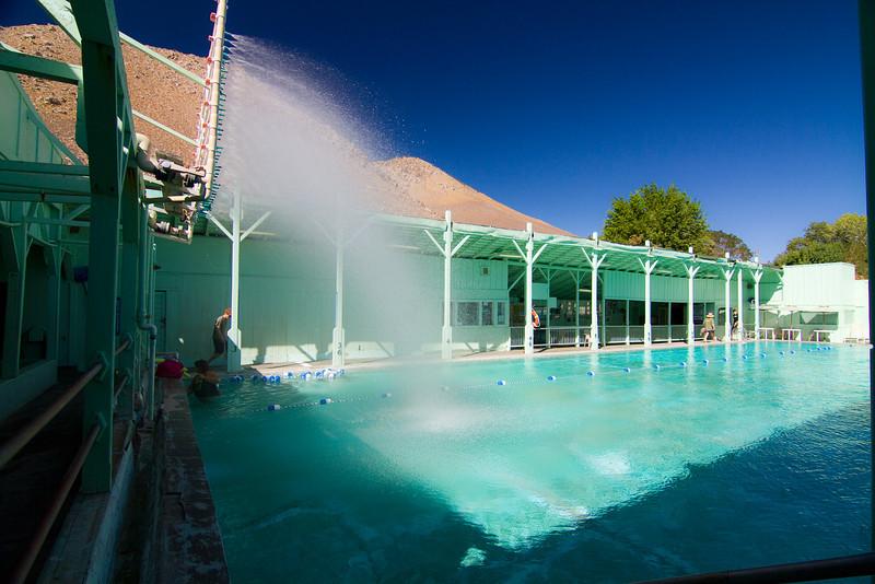 Keough's Hot Springs, Bishop