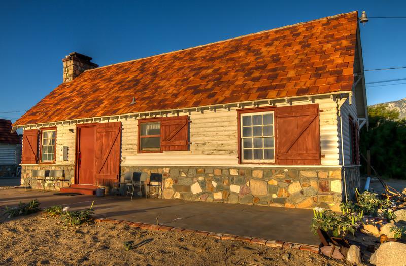Ranch Motel, Olancha, California