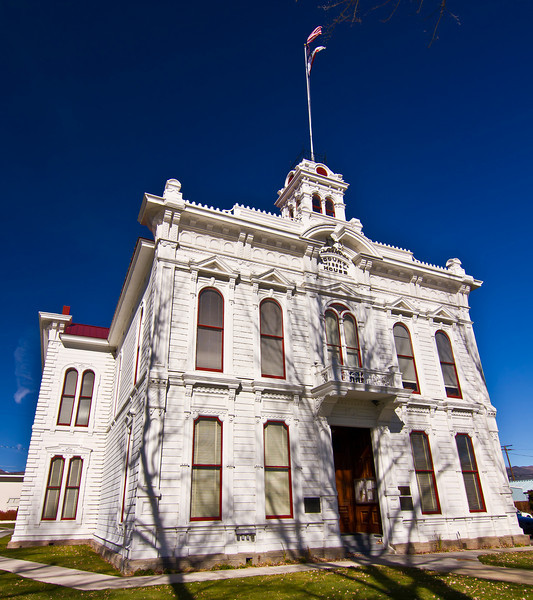 Mono County Courthouse, Bridgeport, CA