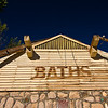 "Keough's Hot Springs, Bishop<br />  <a href=""http://www.keoughshotsprings.com/hotsprings.html"">http://www.keoughshotsprings.com/hotsprings.html</a>"