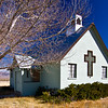 Green Church on Benton Crossing Road
