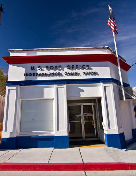 Post Office, Independence, CA 93526