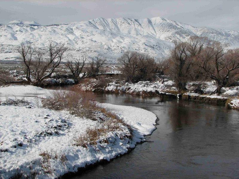 2006-01-03<br /> Upstream from bridge