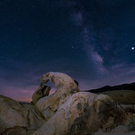 Milky Way Eastern Sierra