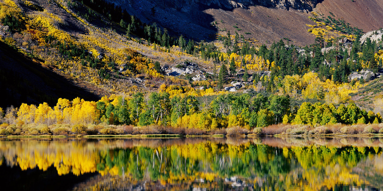 """""""Parker Lake in Autumn"""""""