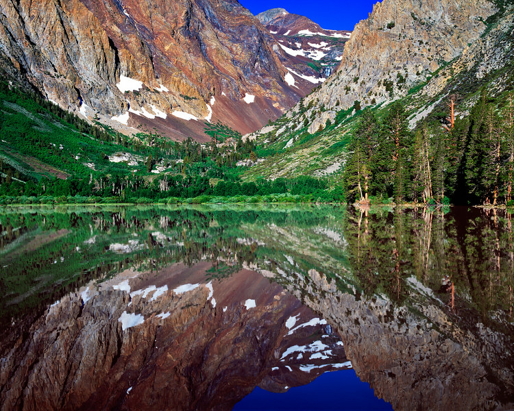 """Parker Lake and Reflection"""