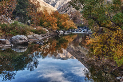 Kern River Reflection