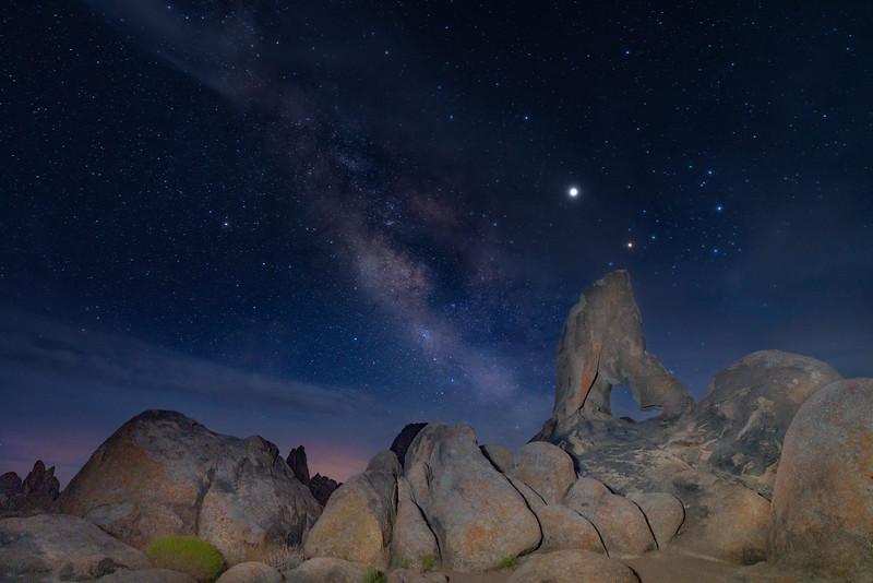 Milky Way Eastern Sierra