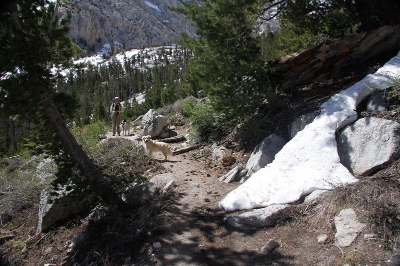 Whitney Portal trail