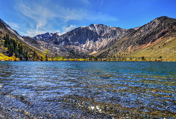 Eastern Sierras, Mammoth Lakes
