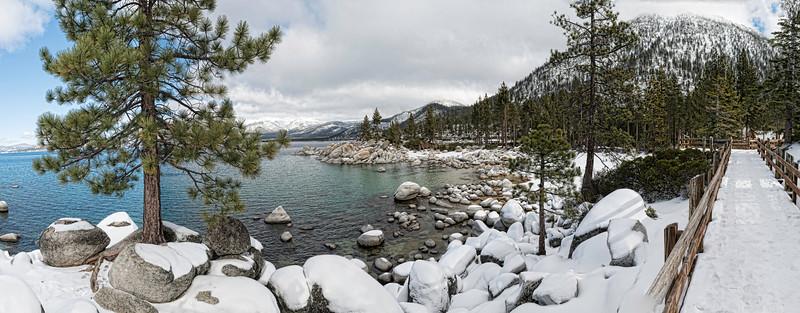 San Harbor, Lake Tahoe