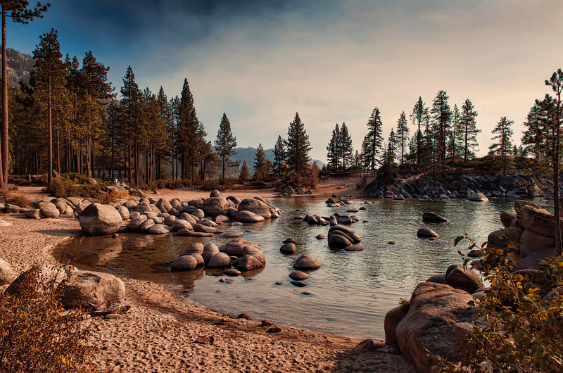 Sand Harbor Lake Tahoe,