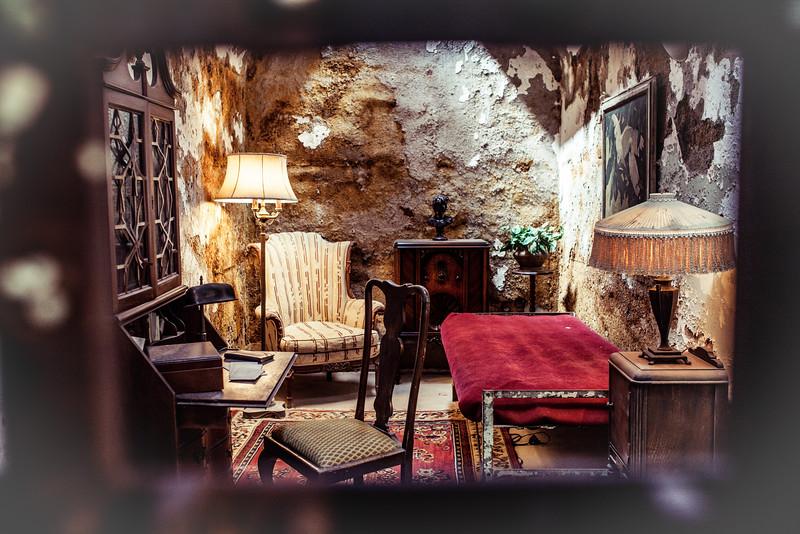 Al Capone's cell