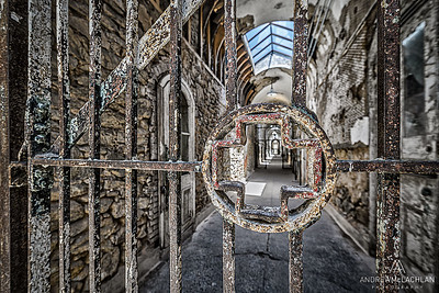 Hospital, Eastern State Penitentiary Historic Site, Philadelphia, PA