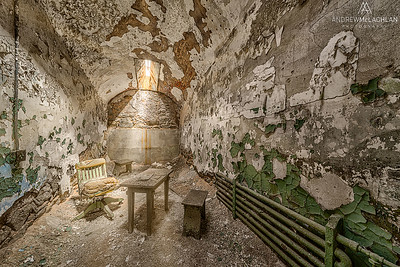 Eastern State Penitentiary Historic Site, Philadelphia, PA