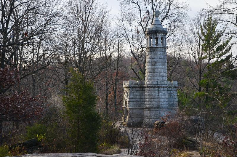 Hidden Monument
