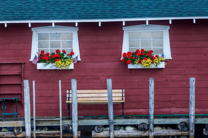 Boathouse Flower Boxes 2