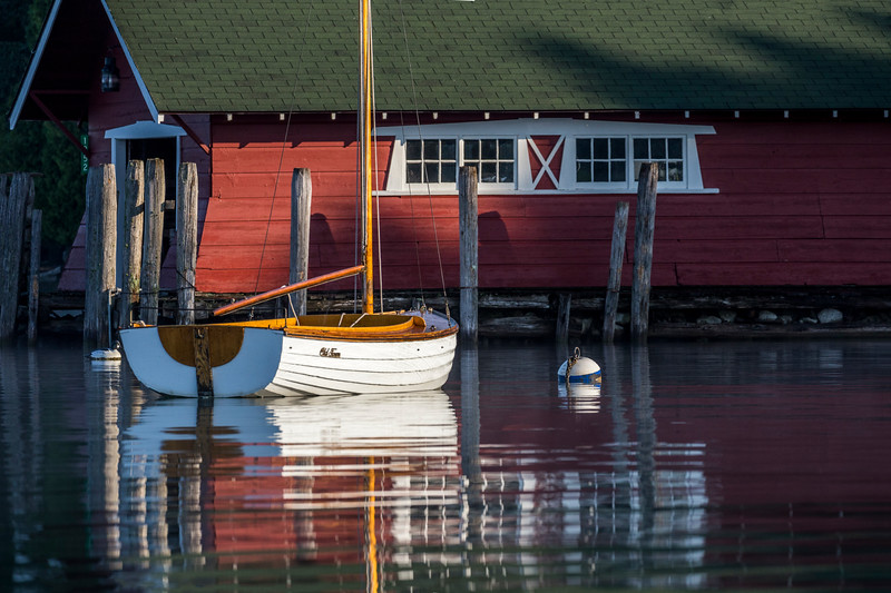 Old Town Sailboat