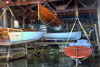 Cedarville Boathouse