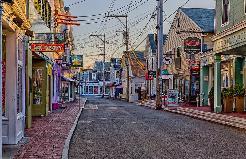 Main Street-Provincetown