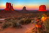 The Mittens - Monument Valley, Utah - Jack Denger -July 2011