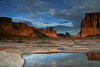 Water Pockets - Arches National Park - Jay Brooks - July 2007