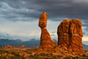 Balanced Rock - Arches National Park, Utah - Jay Brooks - July 2007