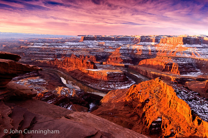 Dead Horse Point - Dead Horse Point State Park, Utah - John Cunningham - July 2011