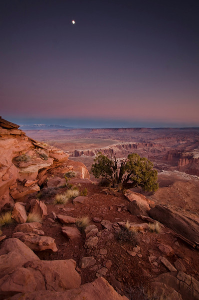 Far Vista - Canyonlands National Park, Utah - Mark Gromko - January 2012
