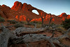 Skyline Arch - Arches National Park, Utah - Jack Denger - July 2011