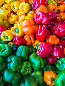 Yakima Valley Bell Peppers