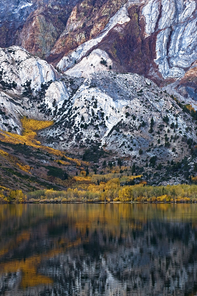 Convict Lake Abstract