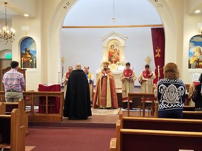 Antranig Badarak: Fr. Armash Bagdasarian