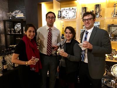 Appeal Reception Held at Michael Aram Store, New York City, December 17, 2015