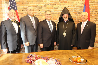 Armenia Opens New Consul in Chicago (Mar. 22, 2018)