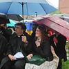 Rev. Fr. Vasken Kouzouian and Rev. Laura Everett, executive director of the Massachusetts Council of Churches.