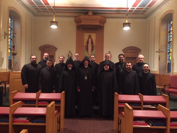 Midwest Regional Armenian Clergy Continuing Education Gathering (Oct. 2019)