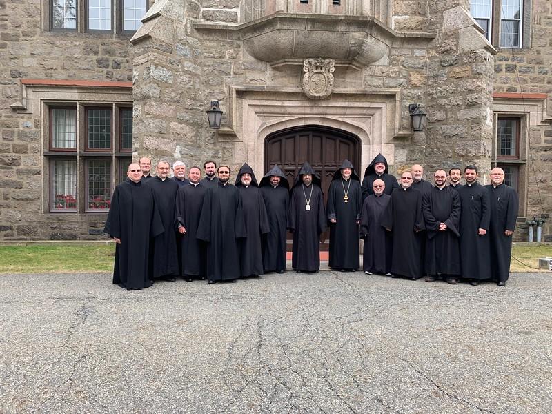 New York-New Jersey and Mid Atlantic Regional Clergy Lenten Retreat (April 8, 2019)
