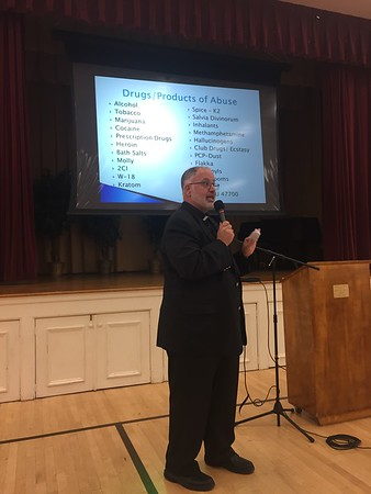 Clergy Workshop on Addiction, Cambridge, MA (Oct. 31, 2017)