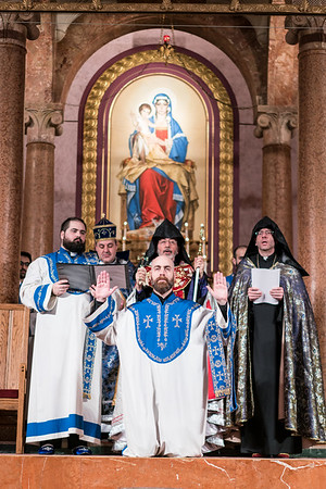 Dn. Eric Vozzy's Ordination to the Diaconate, St. Vartan Cathedral, New York CityJanuary 1, 2017