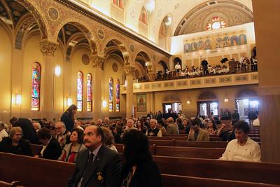 Ecumenical Prayer Service, Chicago, IL, April 16, 2016