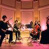 Cecee Pantikian (violin), Tatevik Ayazyan (violin), Ani Kalayjian (cello), and Anoush Simonian (violin).