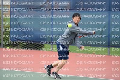 2015-4-23 Eastern B Tennis