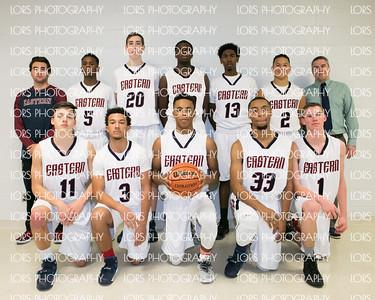 2016-1-16 Eastern HS Boys Varsity Basketball
