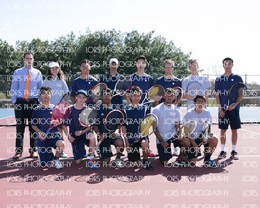 2016-4-15 Eastern HS Boys Tennis