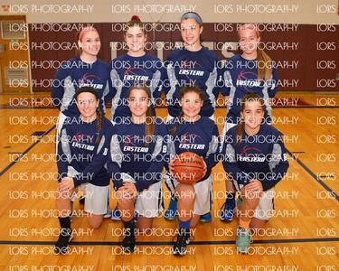 2017-1-17 Eastern HS Girls Frosh Basketball
